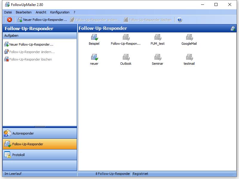 Autoresponder Software und Follow-Up-Responder Software